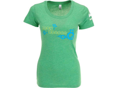 Tony Kanaan Racing Wmns Bubble Fash T-Shirt