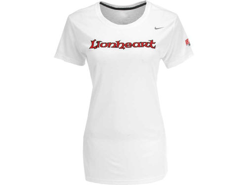 Dan Wheldon Racing Womens Lionheart Dri-Fit T-Shirt