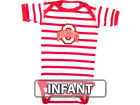 Ohio State Buckeyes NCAA Infant Stripe Creeper Infant Apparel