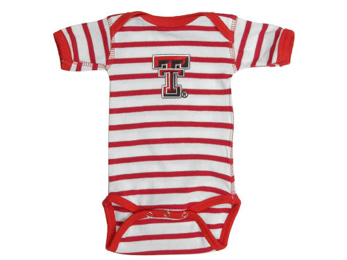 Texas Tech Red Raiders NCAA Infant Stripe Creeper