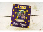 LSU Tigers Logo Frame 10x12 Picture Frames