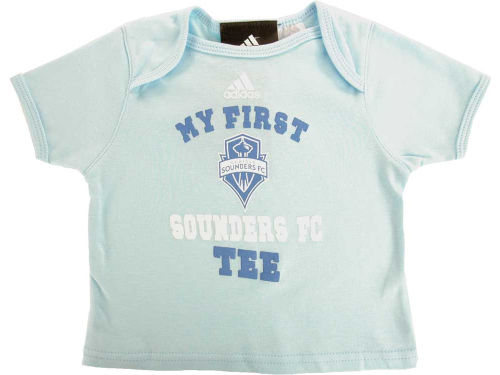 Seattle Sounders FC Outerstuff Infant My Other First T-Shirt