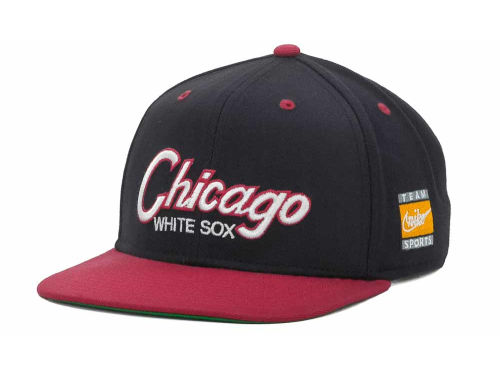 Chicago White Sox Nike MLB Coop SSC Throwback Adjustable Cap Hats