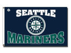 Seattle Mariners Rico Industries 3x5 Flag Rico Flags & Banners