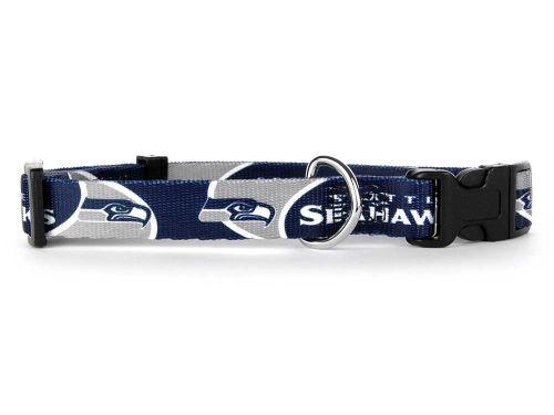 Seattle Seahawks Hunter Manufacturing Dog Collar | Lids.com