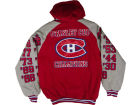 Montreal Canadiens GIII NHL CN Defender Fleece Commemorative Jacket Jackets