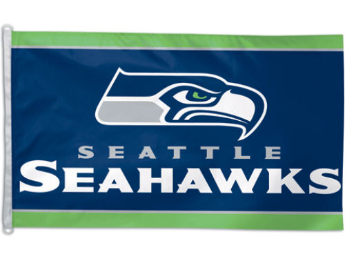 Seattle Seahawks Wincraft 3x5ft Flag