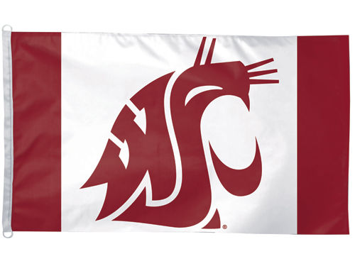 Washington State Cougars Wincraft 3x5ft Flag