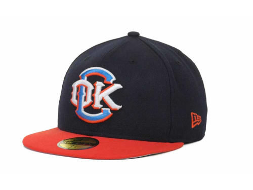 Oklahoma City RedHawks New Era Cities 10 59FIFTY Hats