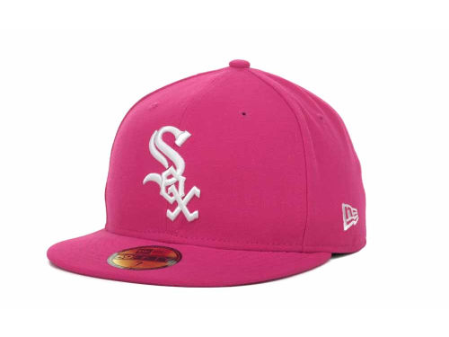 Chicago White Sox New Era MLB C-Dub 59FIFTY Hats