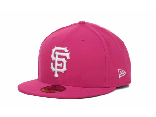 San Francisco Giants New Era MLB C-Dub 59FIFTY Hats