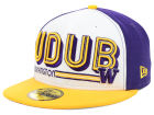 Washington Huskies New Era NCAA 2 Tone 59FIFTY Cap Fitted Hats
