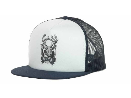 RVCA Deer Head Trucker Cap Hats