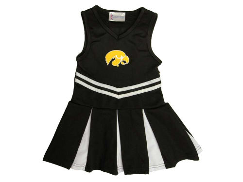 Iowa Hawkeyes NCAA Girls Cheer Dress