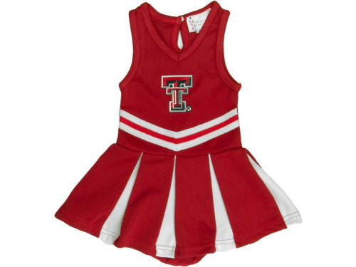 Texas Tech Red Raiders NCAA Newborn Cheer Dress