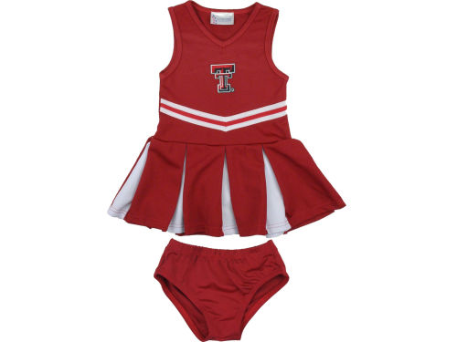 Texas Tech Red Raiders NCAA Todder Cheer Dress