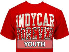 IndyCar Series Racing Kids Fist Pump Vneck T-Shirt T-Shirts