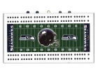 Seattle Seahawks Rico Industries Cribbage Board-NFL Toys & Games