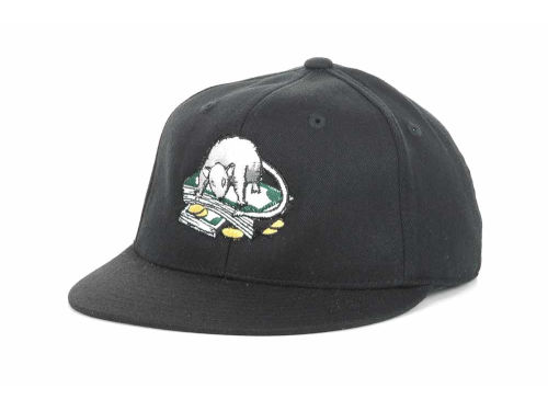 World Series Of Poker Mascot Flat Bill Flex Cap Hats