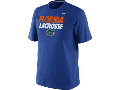 Florida Gators Nike NCAA Lax Dri-Fit Practice T-Shirt