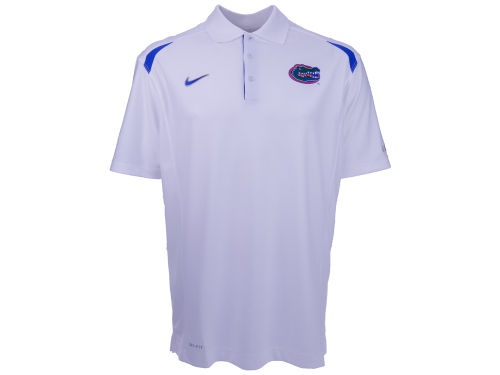 Florida Gators Nike NCAA Mens Basketball Polo Shirt
