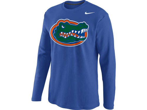 Florida Gators Nike NCAA Long Sleeve Thermal T-Shirt