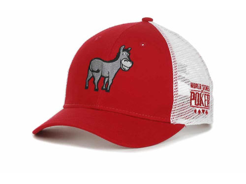 World Series Of Poker Mascot Mesh Cap Hats