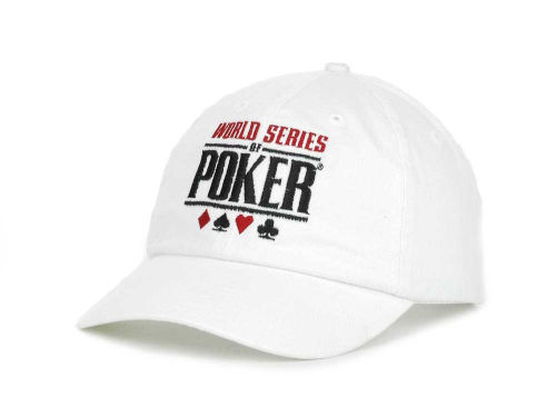 World Series Of Poker Pull Through Cap Hats