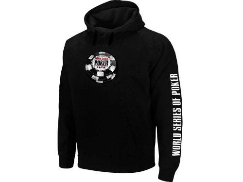 World Series Of Poker Nike Pull Over Hoodie