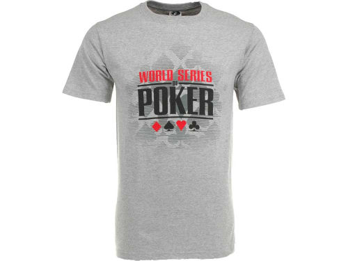 World Series Of Poker Radial T-Shirt