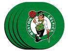Boston Celtics 4pk Neoprene Coaster Set Kitchen & Bar