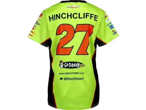 James Hinchcliffe Racing Womens Crew Jersey