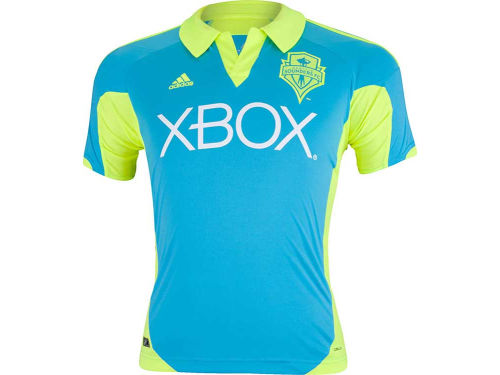 Seattle Sounders FC adidas MLS Youth 3rd Jersey