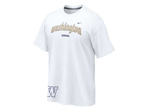Washington Huskies Nike NCAA Gothic T-Shirt