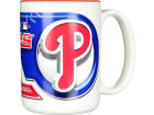 Philadelphia Phillies 15oz. Two Tone Mug Kitchen & Bar