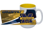 Michigan Wolverines 15oz. Two Tone Mug Kitchen & Bar