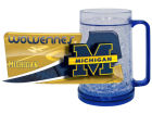 Michigan Wolverines Freezer Mug Gameday & Tailgate