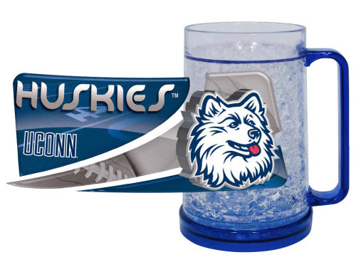 Connecticut Huskies Freezer Mug