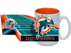 Miami Dolphins 15oz. Two Tone Mug Kitchen & Bar