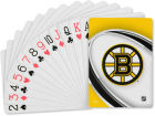 Boston Bruins Hunter Manufacturing Playing Cards Collectibles