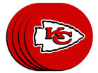 Kansas City Chiefs 4pk Neoprene Coaster Set Kitchen & Bar