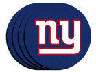 New York Giants 4-pack Neoprene Coaster Set Kitchen & Bar