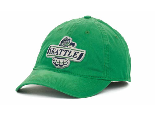 Seattle Thunderbirds Reebok NHL Slouch Flex Cap Hats