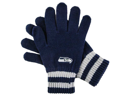 Seattle Seahawks '47 Brand Team Player Gloves