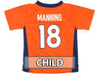 Denver Broncos Peyton Manning Outerstuff NFL Kids Game Jersey Jerseys