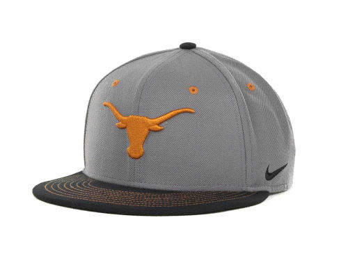 Texas Longhorns Nike NCAA Brighten True Snapback Cap Hats