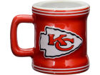 Kansas City Chiefs Boelter Brands 2oz Mini Mug Shot BBQ & Grilling