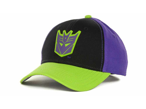 Bio Domes Transformers Colorblock Adjustable Youth Hats