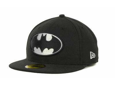 DC Comics Batman Comic Black and White 59FIFTY Hats