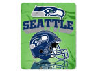 Seattle Seahawks Northwest Company 50x60 Fleece Throw Bed & Bath